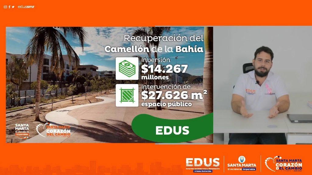 EDUS rinde cuentas de su gestión en el 2020 ante la ciudadanía